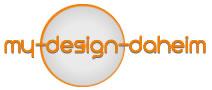 my-design-daheim.de Logo
